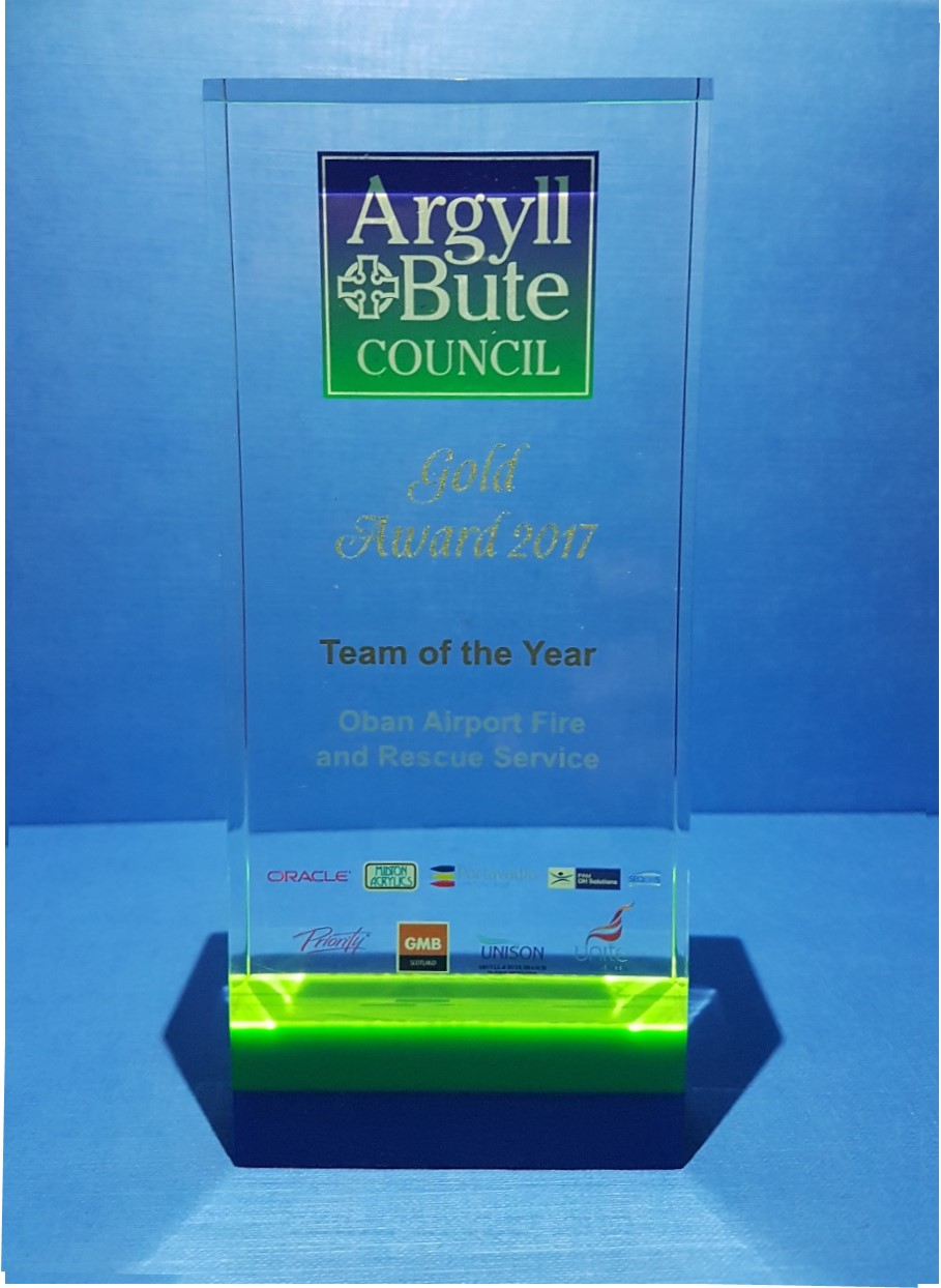 Argyll and Bute Council Team of the Year